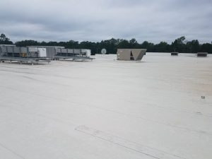 Commercial Roof Condition Assessment